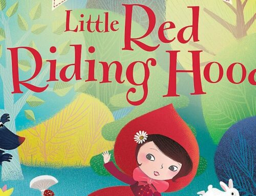 Year 1- Talk for writing- Little Red Riding Hood.