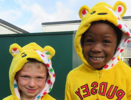 Go Quackers for Children in Need!