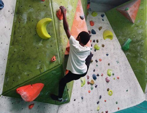 Year six go climbing!