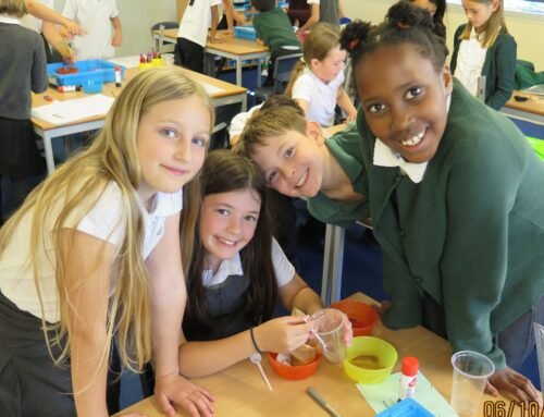 Hands on Science in Year 5